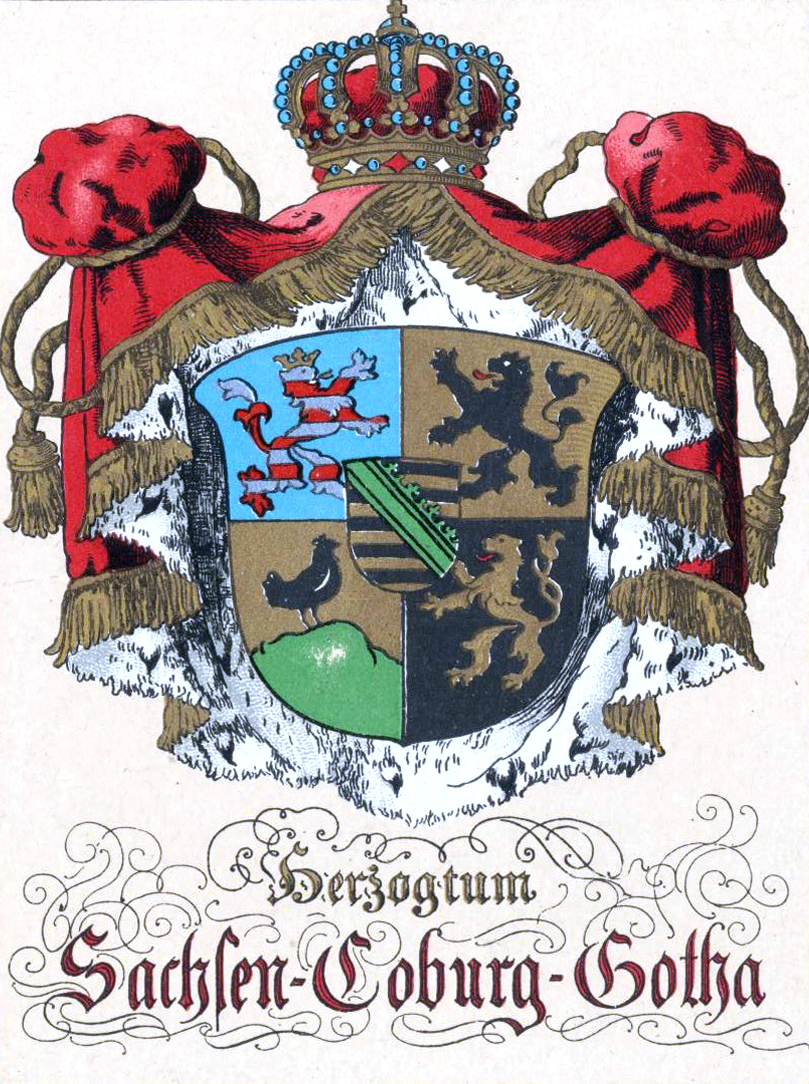 Sachsen-Coburg-Gotha - Gold