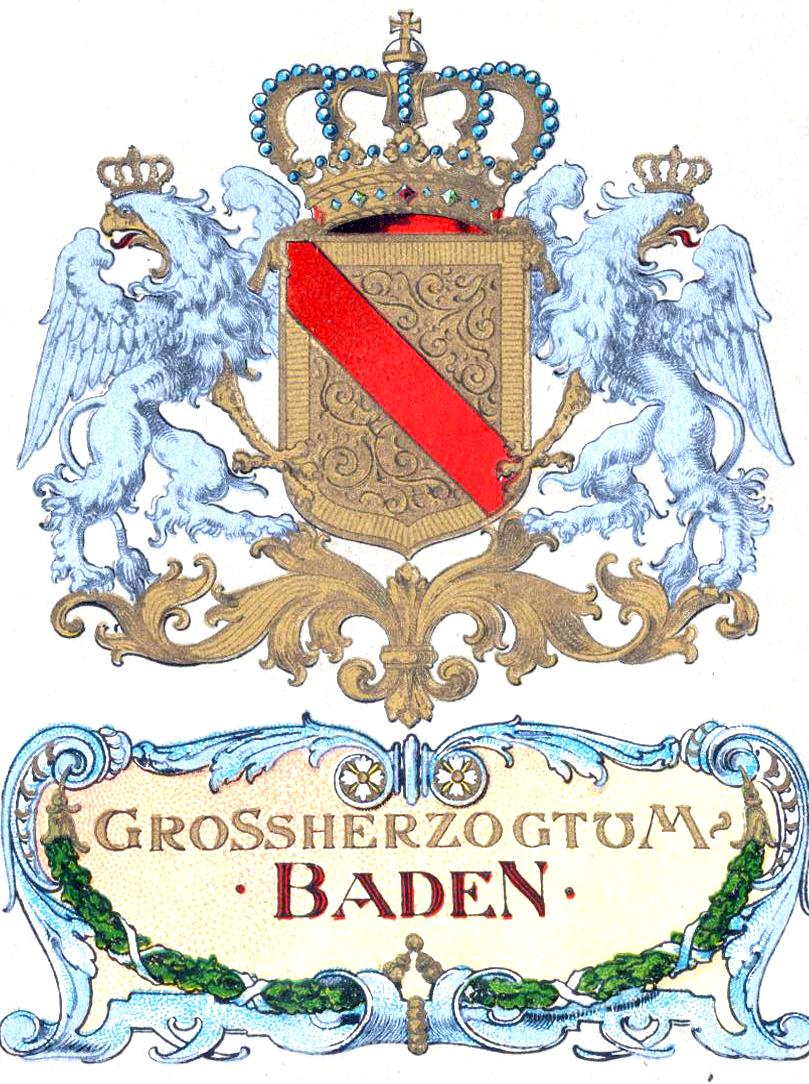 Baden - Silber