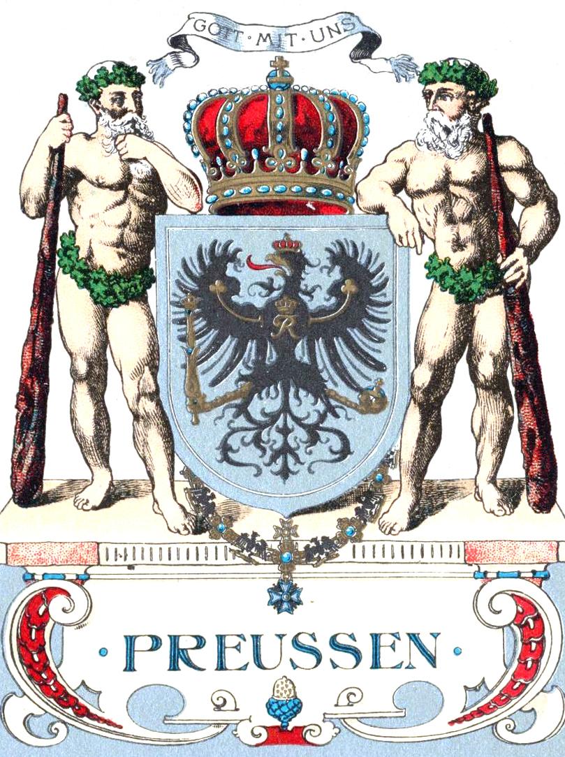 Preussen - Silber