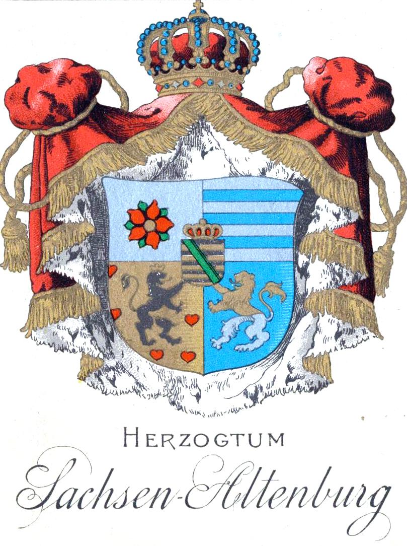 Sachsen-Altenburg - Silber
