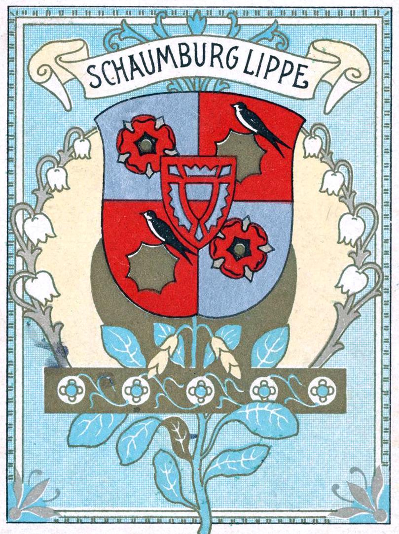 Schaumburg-Lippe - Silber