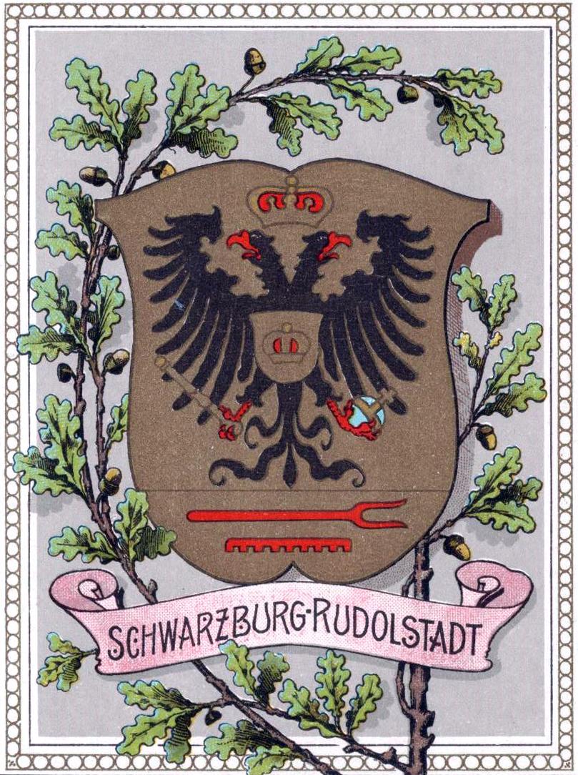 Schwarzburg-Rudolstadt - Silber