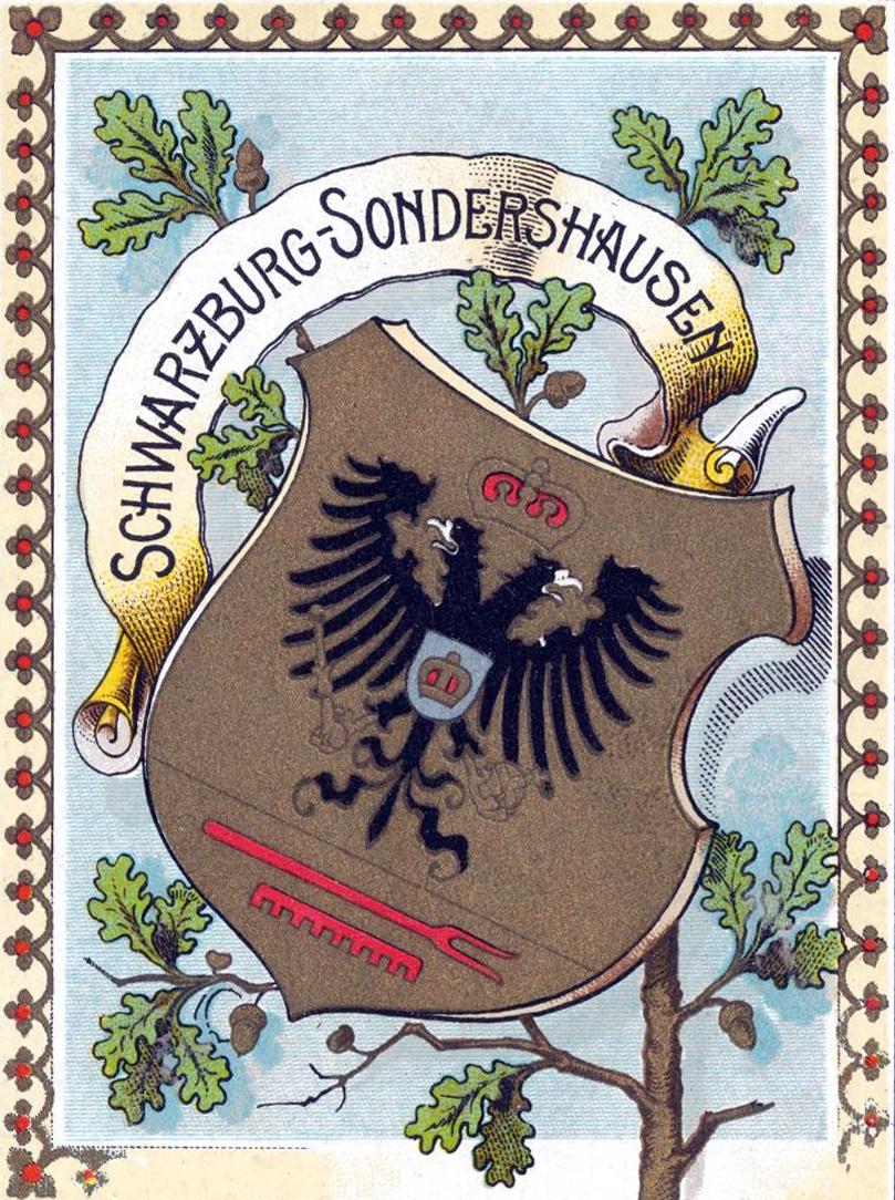 Schwarzburg-Sondershausen - Silber
