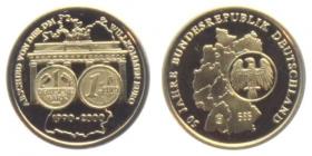 Deutschland - 2000 - Währungsunion - PP