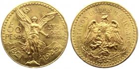 Mexico - 1945 - Victory - 50 Pesos - unc.