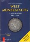 Welt Münzkatalog 19. Jahrhundert von 1801-1900 - Schön / Kahnt