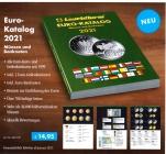 EURO-Münzkatalog - Leuchtturm - 2021 - Münzen und Banknoten