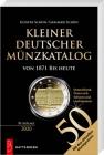 Kleiner Deutscher Münzkatalog von 1871 bis heute - Dr. Gerhard Schön