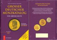 Großer Deutscher Münzkatalog - von 1800 bis heute - Dieter Faßbender
