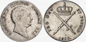 Bayern - 1813 - Maximilian IV. Joseph (1799 - 1825) - Kronentaler - ss-vz
