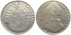 Bayern - 1765 A - Maximilian III. Joseph (1745 - 1777) - Madonnentaler - s-ss