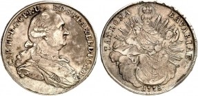 Bayern - 1778 - Karl Theodor (1777 - 1799) - Madonnentaler - ss+