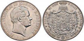 Brandenburg-Preussen - 1841 A- Friedrich Wilhelm IV. (1840 - 1861) - Doppeltaler - f.vz
