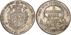 Bamberg-Bistum - 1800 - Christian Franz von Busek (1795 - 1802) - Taler - vz