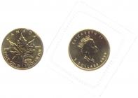 Kanada - 1999 - Maple Leaf - 5 Dollars - 1/10 Unze - st