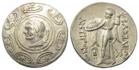 Griechenland - Macedonien - Antigonos II. (Gonatas (277-239 v.Chr.) - Tetradrachme - vz