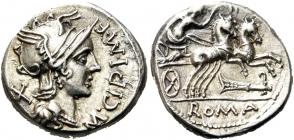 M.Cipius - Denar - vz