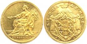 Mainz - ohne Jahr (1697) - Lothar Franz von Schönborn (1695 - 1729) - Dukat vz