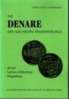 Dannenberg - Die Denare von Anhalt, Sachsen-Wittenberg, Magdeburg