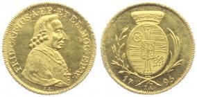 Mainz, Bistum - 1795 IA - Friedrich Karl Joseph von Erthal (1774 - 1802) - Dukat - vz