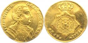 Brandenburg-Preussen - 1735 EGN - Friedrich Wilhelm I. (1713 - 1740) -  Soldatenkönig - Dukat - vz