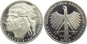 BRD - J 612 - 2016 - Otto Dix - 20 Euro - bankfrisch