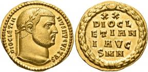 Römische Kaiserzeit - Aureus - Diocletian (284 - 305) - st