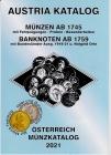 ANK - Österreich Münzkatalog 2021