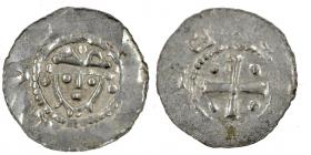Jever - Herzoglich-Billungisch - Graf Hermann (1059-1086) - Denar - gutes vz
