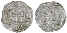 Esslingen - Schwaben - 936-1002 - Otto III. (936-1002) - Denar - vz-st