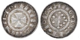 Jever - 1024-1039 - Konrad II. (1024-1039) - Denar - vz