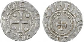 Dortmund - 983 - 1002 - Otto III. (893-1002) - Denar - gutes vz