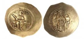 Byzanz - 1078 - 1081 - Nikephoros III. (1078-1081) - Histamenon - vz