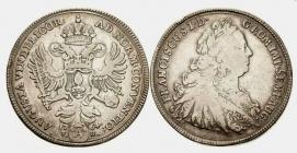Augsburg, Stadt - 1764 F(A)H - Franz I. - Taler - ss