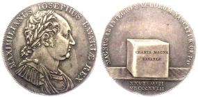 Bayern - 1818 - Maximilian IV. Joseph (1806 - 1825) - Taler - Magna Carta - vz