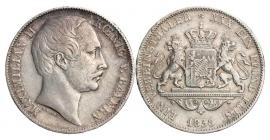 Bayern - 1858 - Maximilian II. Joseph (1848-1864) - Vereinstaler - ss