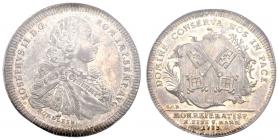 Bayern - Regensburg - 1773 - Kaiser Josph II. (1765 - 1780) - Konventionstaler - vz - AU 55
