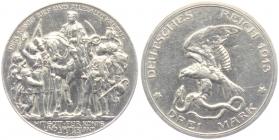 Preussen - J 110 - 1913 - Wilhelm II. (1888 - 1918) - Der König rief... - 3 Mark - vz