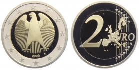 BRD - 2003 A - Adler - 2 Euro - PP