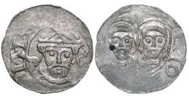 Sachsen - Goslar - 1046-1056 - Kaiser Heinrich III. (1046-1056) - Denar - ss