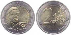 BRD - J 624 - 2015 J - Helmut Schmidt - 2 Euro - bfr