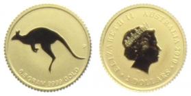 Australien - 2010 - Känguruh - 2 Dollar - PP