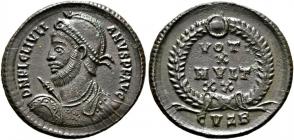 Römische Kaiserzeit - Julianus II. (360 - 363) - AE 3 - vz -  in Slab MS